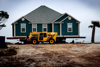 Dauphin Island house move